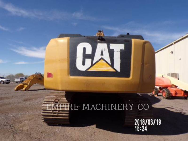 CATERPILLAR トラック油圧ショベル 336EL equipment  photo 13