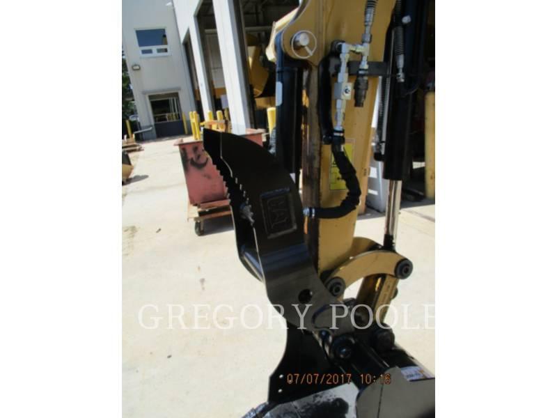 CATERPILLAR TRACK EXCAVATORS 304E CR equipment  photo 12