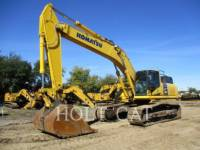 Equipment photo KOMATSU PC490LC-10 KETTEN-HYDRAULIKBAGGER 1