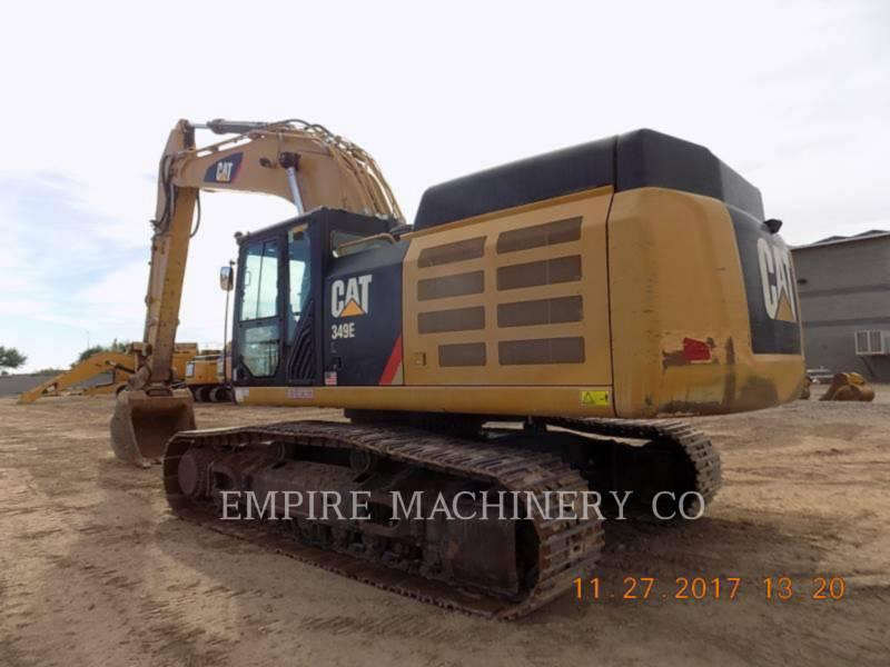 CATERPILLAR TRACK EXCAVATORS 349EL    P equipment  photo 3
