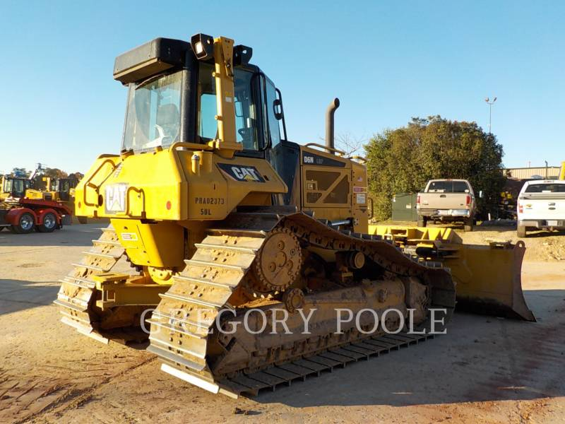 CATERPILLAR TRACK TYPE TRACTORS D6N equipment  photo 11
