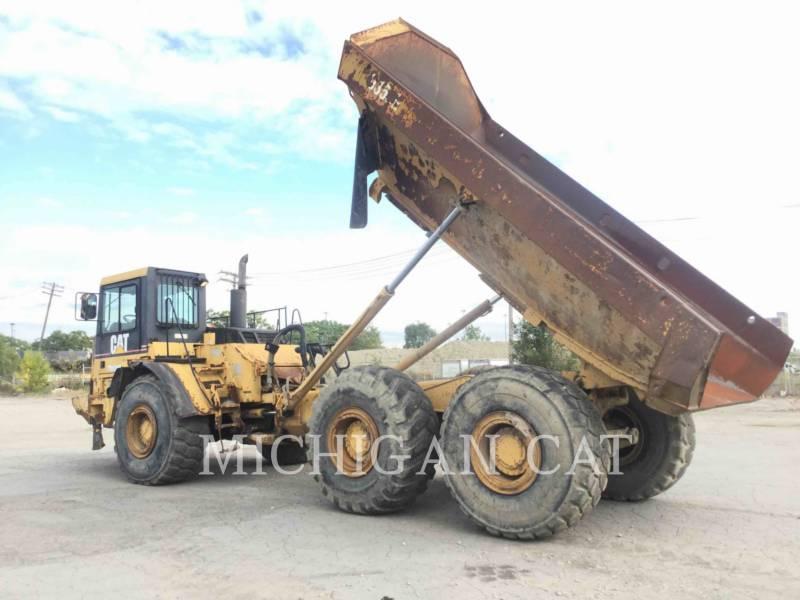 CATERPILLAR ARTICULATED TRUCKS D350E equipment  photo 6