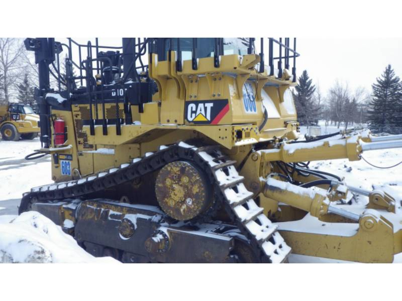 CATERPILLAR KETTENDOZER D10T equipment  photo 4