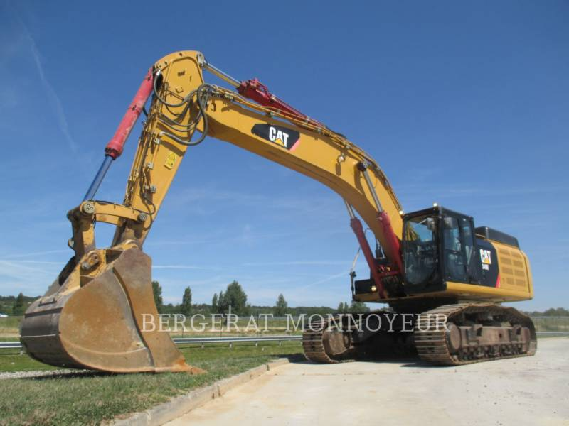 CATERPILLAR KOPARKI GĄSIENICOWE 349ELVG equipment  photo 3