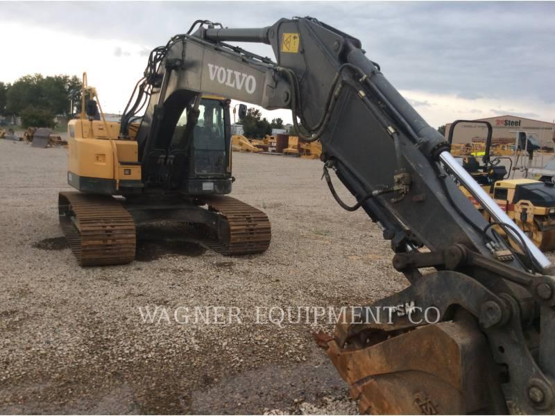 VOLVO CONSTRUCTION EQUIPMENT KOPARKI GĄSIENICOWE ECR 235DL equipment  photo 4