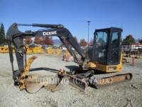 Equipment photo JOHN DEERE 50G EXCAVATOARE PE ŞENILE 1