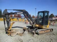 Equipment photo JOHN DEERE 50G 履带式挖掘机 1