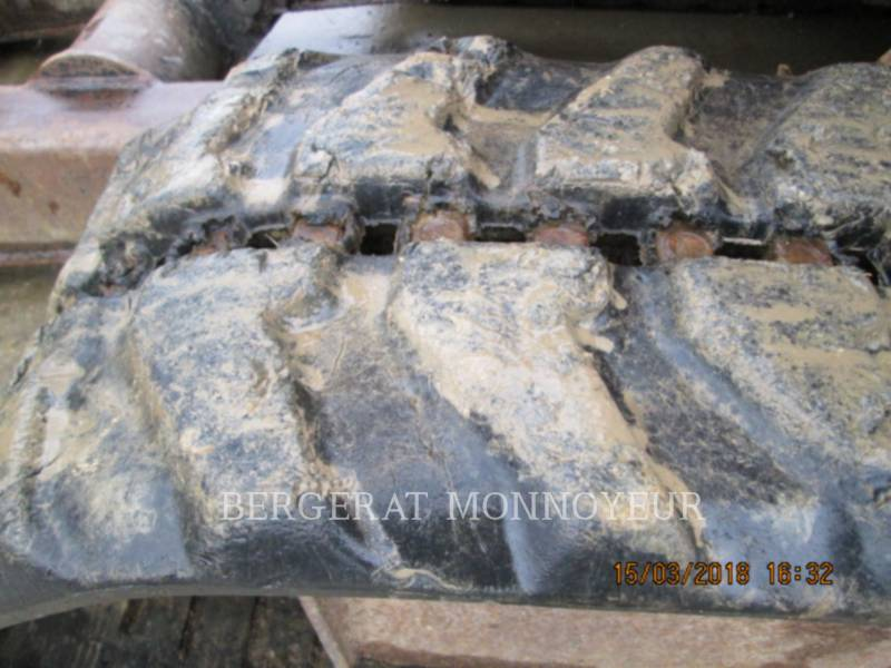 DAEWOO TRACK EXCAVATORS S030 equipment  photo 17