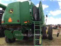 DEERE & CO. COMBINES WR9660 equipment  photo 3