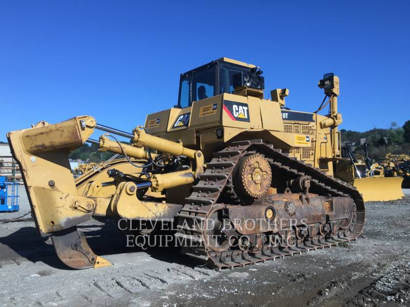 Caterpillar TRACTOARE CU ŞENILE D10T R equipment  photo 4