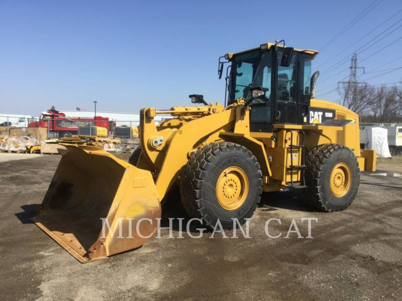 CATERPILLAR WHEEL LOADERS/INTEGRATED TOOLCARRIERS 938H 3RQ+ equipment  photo 1