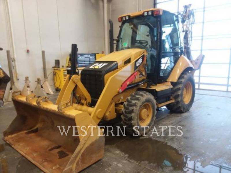 CATERPILLAR BACKHOE LOADERS 420F equipment  photo 1