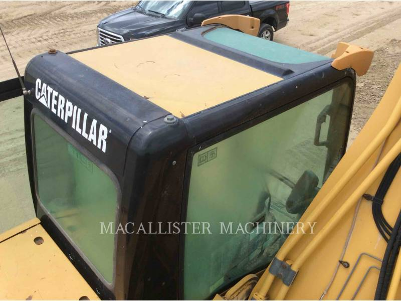 CATERPILLAR KETTEN-HYDRAULIKBAGGER 324DL equipment  photo 8