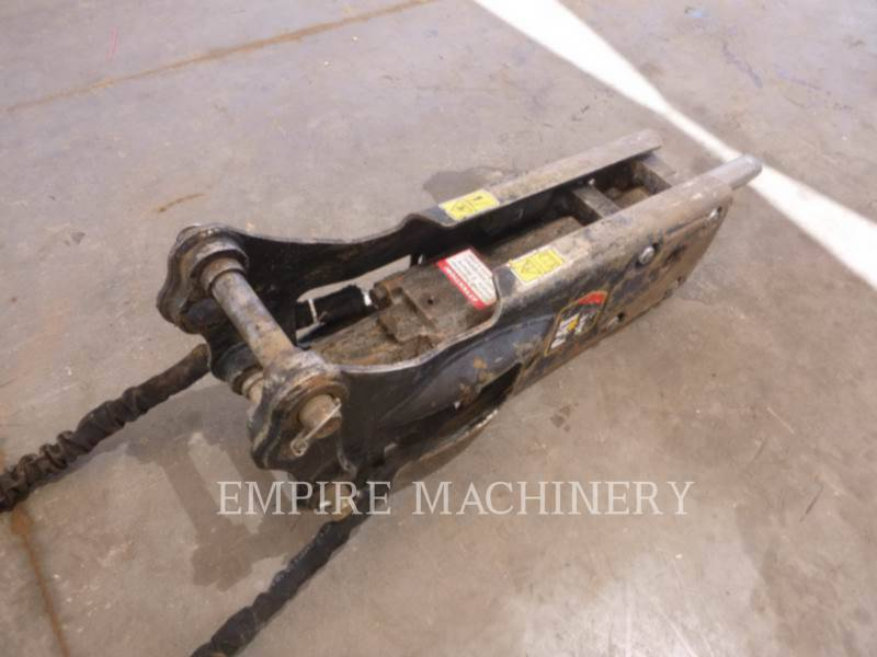 CATERPILLAR  HAMMER H65E 305E equipment  photo 1