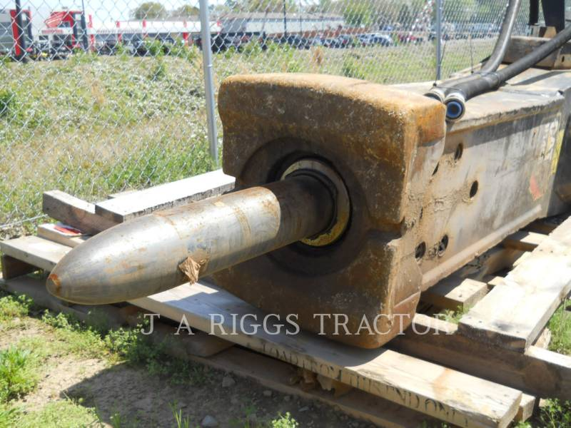 CATERPILLAR  HAMMER H140E S equipment  photo 1
