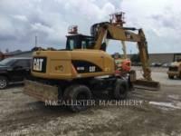 CATERPILLAR MOBILBAGGER M316D equipment  photo 6