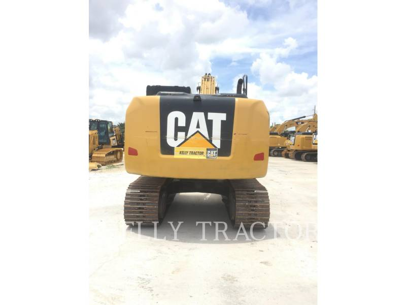 CATERPILLAR TRACK EXCAVATORS 318EL equipment  photo 12