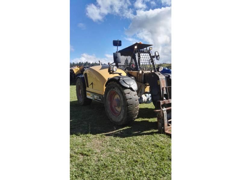 CATERPILLAR テレハンドラ TH406C equipment  photo 9