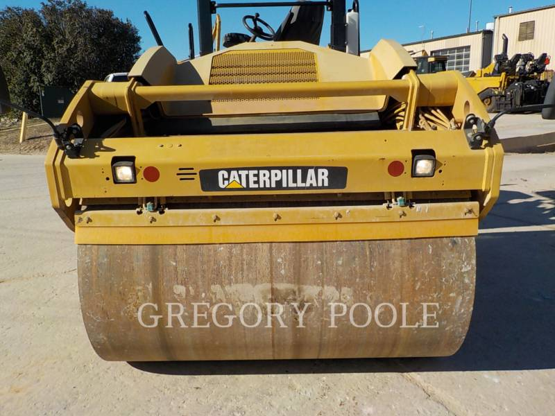CATERPILLAR VIBRATORY DOUBLE DRUM ASPHALT CB-54 equipment  photo 16