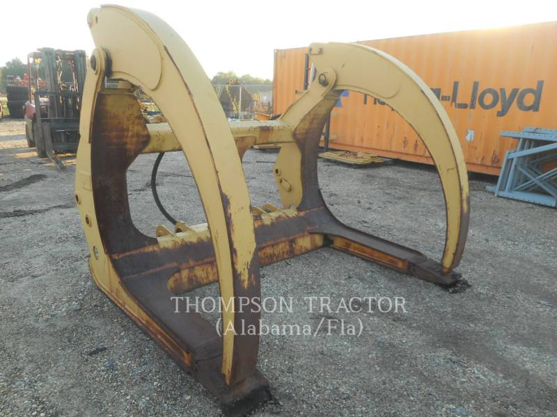 CAT WORK TOOLS (SERIALIZED) WT - FORKS 950 MILL YARD FORKS equipment  photo 1
