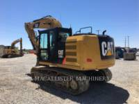 CATERPILLAR TRACK EXCAVATORS 316EL equipment  photo 3