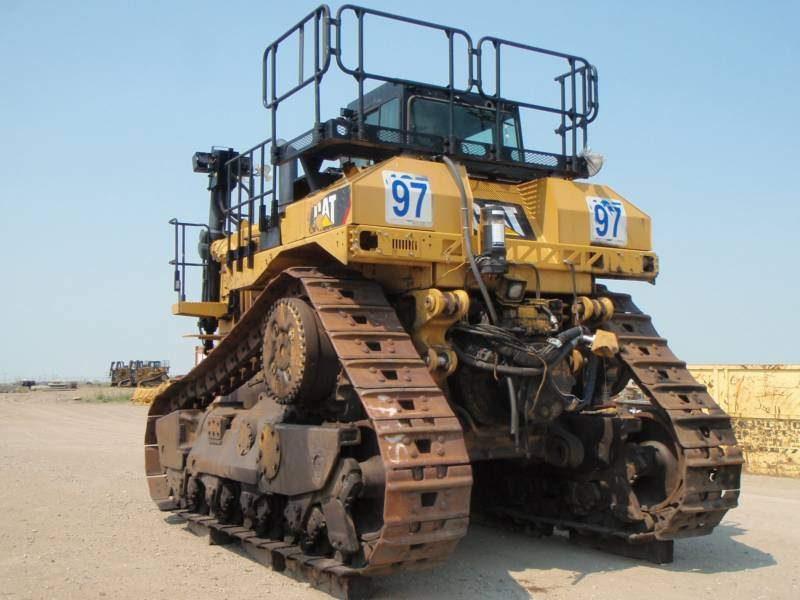 CATERPILLAR KETTENDOZER D11T equipment  photo 2