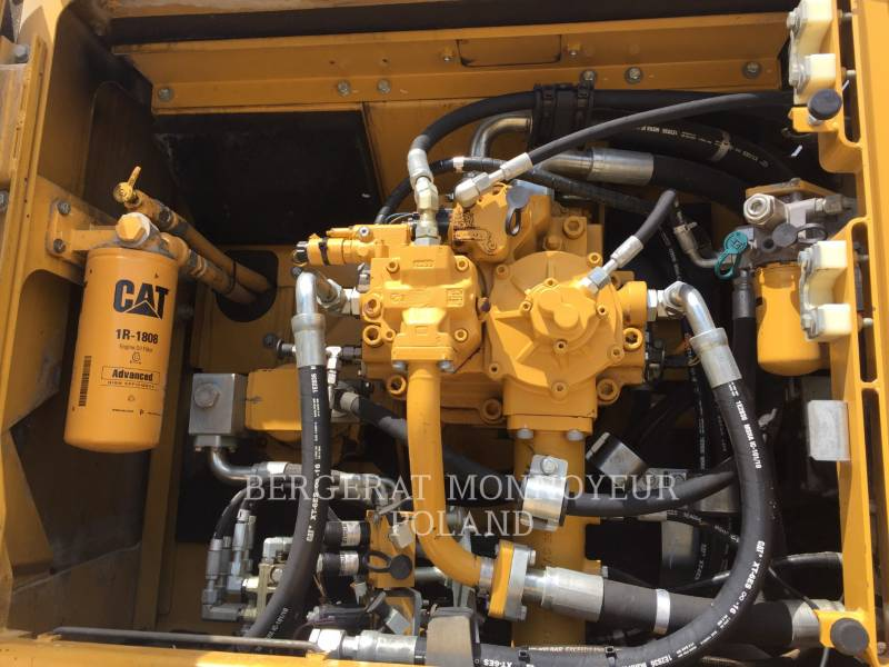 CATERPILLAR PELLES SUR CHAINES 345DLVG equipment  photo 15