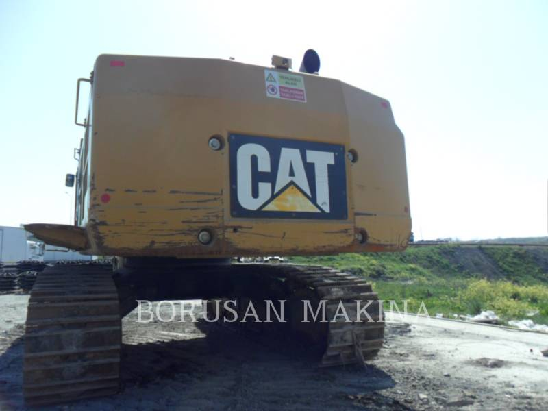 CATERPILLAR KETTEN-HYDRAULIKBAGGER 390DL equipment  photo 5