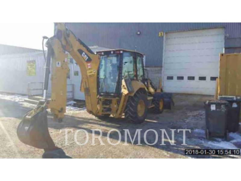CATERPILLAR CHARGEUSES-PELLETEUSES 420F2IT equipment  photo 3