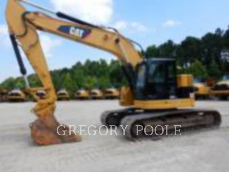CATERPILLAR TRACK EXCAVATORS 321D LCR equipment  photo 24