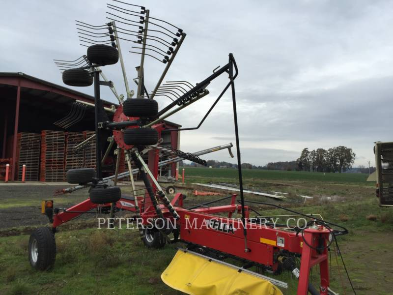 FELLA MATERIELS AGRICOLES POUR LE FOIN TS8055PRO equipment  photo 6