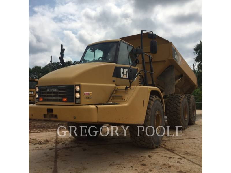 CATERPILLAR CAMIONES ARTICULADOS 740 equipment  photo 10