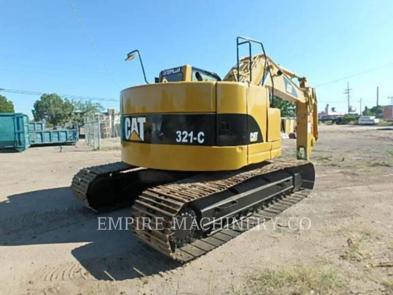 CATERPILLAR KOPARKI GĄSIENICOWE 321C equipment  photo 3