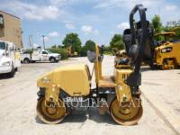 CATERPILLAR VIBRATORY DOUBLE DRUM ASPHALT CB-214E equipment  photo 2