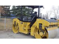 Equipment photo CATERPILLAR CB54B COMPACTORS 1