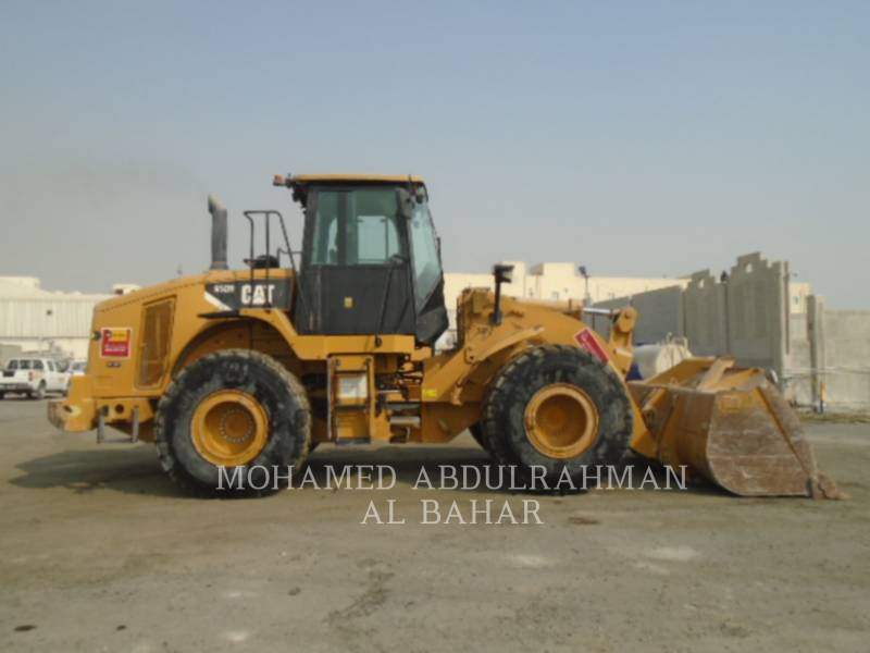 CATERPILLAR CARGADORES DE RUEDAS 950 H equipment  photo 6