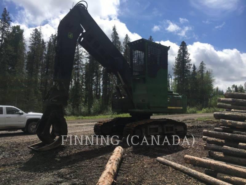 JOHN DEERE 木材装载机 2454D equipment  photo 4