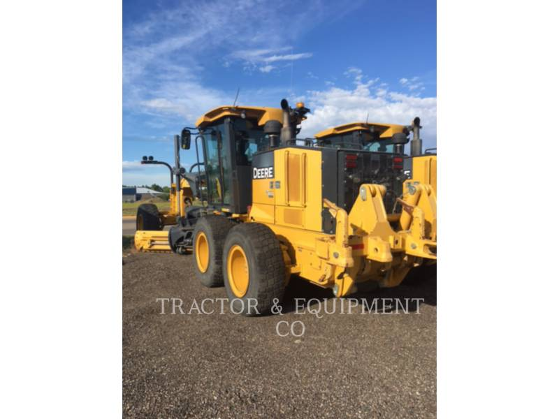 JOHN DEERE MOTOR GRADERS 770GP equipment  photo 12