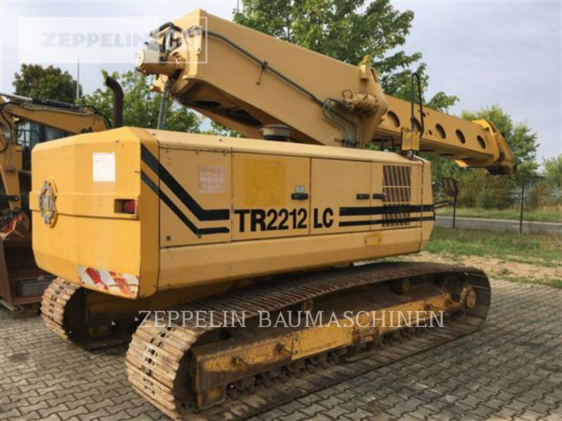 E.W.K. TRACK EXCAVATORS TR2212 equipment  photo 7