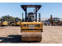 CATERPILLAR ROLO COMPACTADOR DE ASFALTO DUPLO TANDEM CB-434D equipment  photo 2