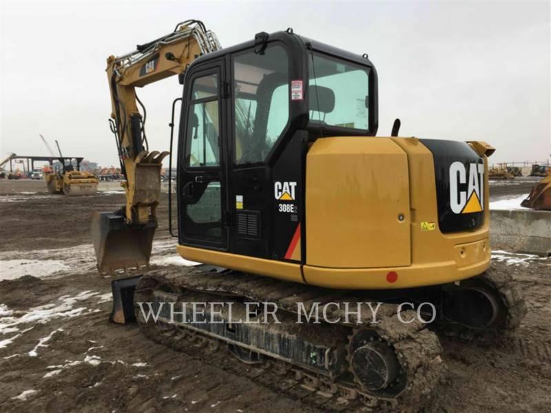 CATERPILLAR TRACK EXCAVATORS 308E2 TH equipment  photo 4