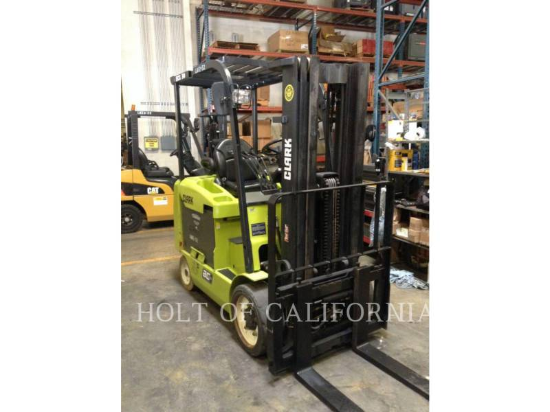 CLARK MONTACARGAS ECX30 equipment  photo 2