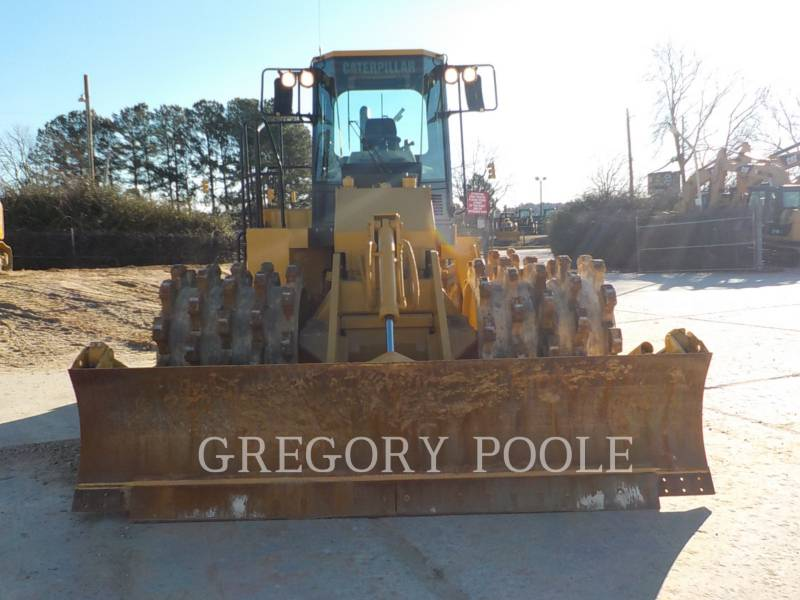 CATERPILLAR WHEEL DOZERS 815F II equipment  photo 20