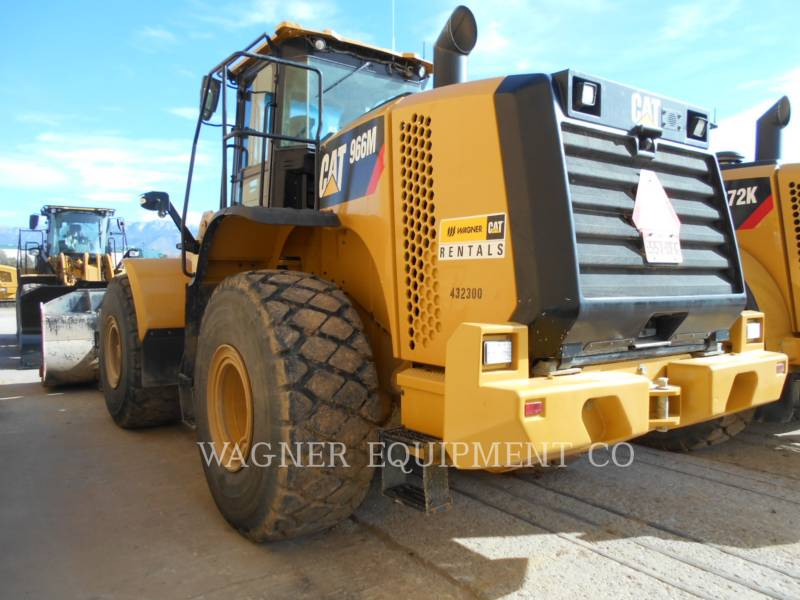 CATERPILLAR CARGADORES DE RUEDAS 966M equipment  photo 1