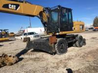 CATERPILLAR TRACK EXCAVATORS M322D equipment  photo 4