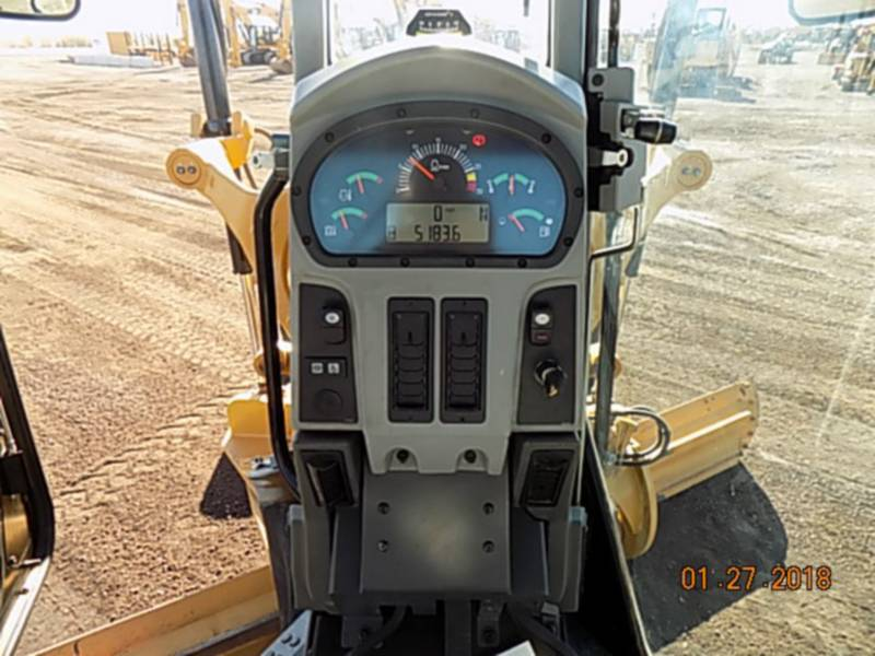 CATERPILLAR NIVELEUSES 140M2 equipment  photo 14