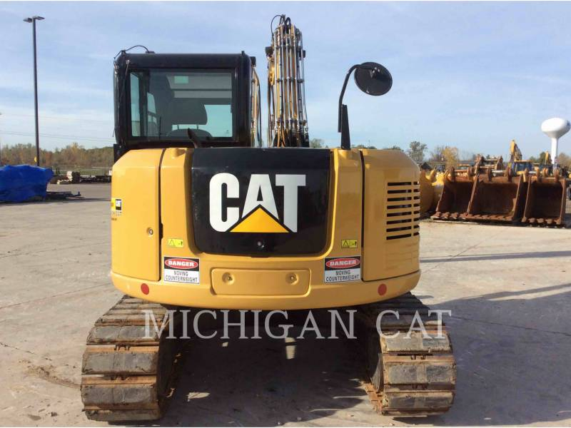 CATERPILLAR PELLES SUR CHAINES 308E2 RBQ equipment  photo 14