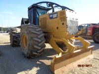 Equipment photo CATERPILLAR 535D FORSTWIRTSCHAFT - HOLZRÜCKER 1