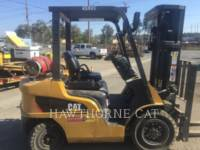 Equipment photo CATERPILLAR P5000-2 FORKLIFTS 1