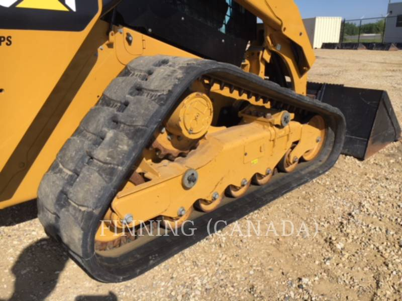 CATERPILLAR PALE CINGOLATE MULTI TERRAIN 289D equipment  photo 7